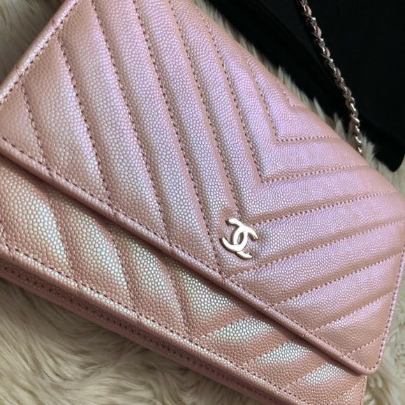 da1bb3d38163 Bags | Authentic Chanel Woc Wallet On Chain | Poshmark
